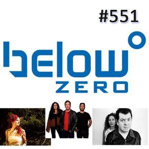 Below Zero Show #551