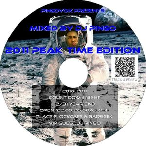 2011 PEAK TIME EDITION