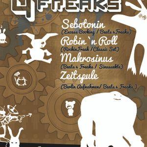 Makrosinus - Beats 4 Freaks @ Area 24 Ruedesheim Last Hour