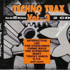 Techno Trax Vol.3 (1991)