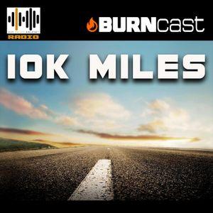10k Miles | 136bpm | 32ct