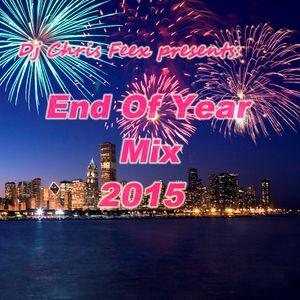 Chris Feex - Year Mix 2015 (30 in 52)