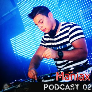 Titan Music Podcast 02 - Mixed by Maniax
