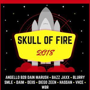 Skull of fire contest / Acomplished Dreams / Pioneer Cdj 900