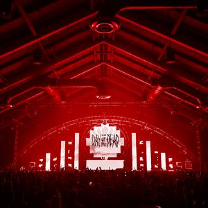 Skrillex Live @ Hard DotD 2015 (Recreation)