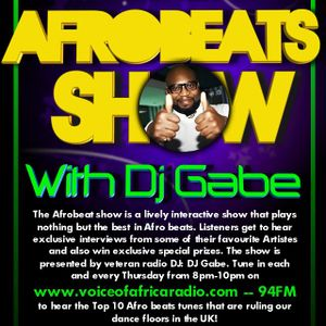 Dj Gabe Presents the Afrobeats Show