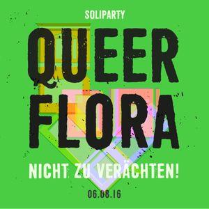 Queer Flora 2016 DJ-Set