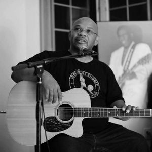 The (Not So) Hidden Agenda-May 13, 2017-with blues musician, Norman Taylor