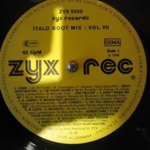 Italo Boot Mix Vol. 7 Part 1 (1986 -Vinil Rip By RBS Dee-Jay)