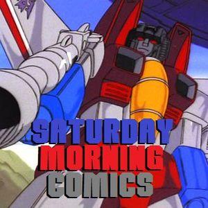 "Saturday Morning Comics 46 ""Scream Star Star Scream"""