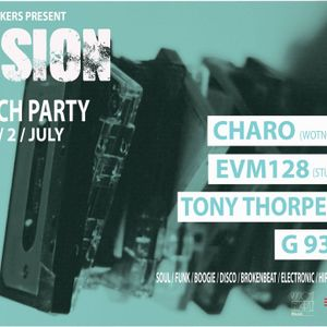 Mix for FUSION - this Thursday at Rolling Stock w/ EVM128 & Tony Thorpe