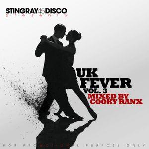 Stingray Disco - Uk Fever Vol. 3