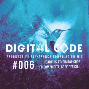 DIGITAL CODE - Psychedelic Trance - Compilation Mix - Episode 06