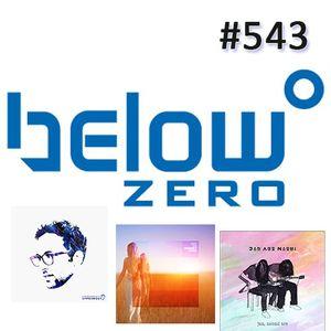 Below Zero Show #543