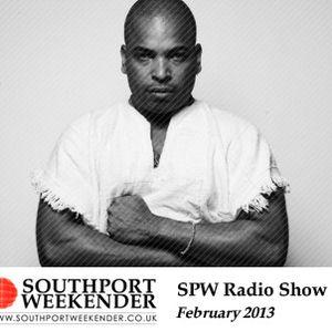 Southport Weekender Radio Show - February 2013