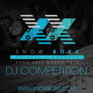 Intel PowerUp DJ Competition - Intamixx 2012 Mega Mix