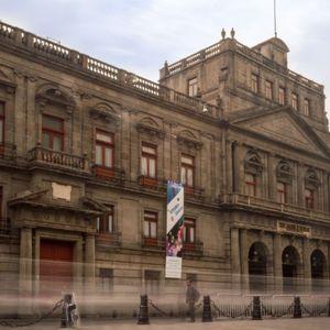 Centro Histórico de Tolsá