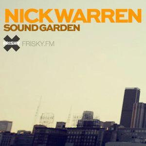 Nick Warren - Sound Garden 011 (Part 2)