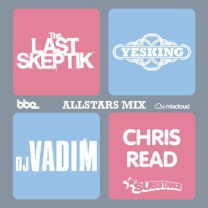 BBE Allstars: DJ Vadim / Chris Read / The Last Skeptik / Yesking