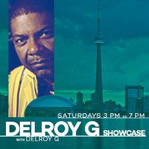 The Delroy G Showcase - Saturday November 28 2015