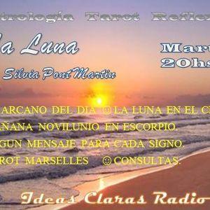 La Luna de Silvia Pont Martin 10 11 2015
