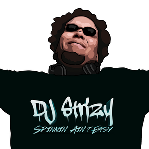 DJ Strizy - Man Gone (House) (12-15-2015)