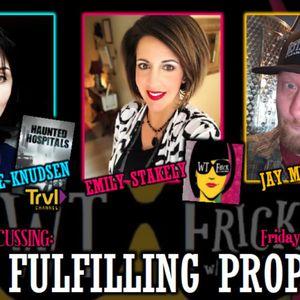 Self Fulfilling Prophecy with Morgan Lee Knudsen