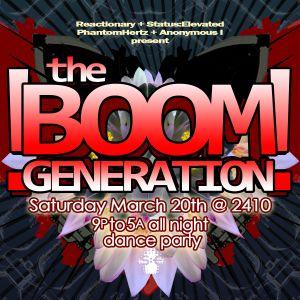 VANKMEN - live set from THE BOOM GENERATION - PDX - 03-20-2010