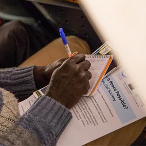RVI Nairobi Forum - South Sudan: Is Peace Possible?