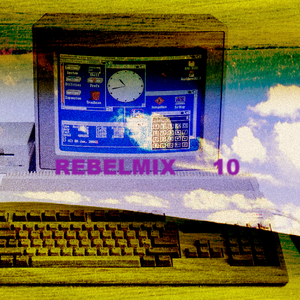 KISSZANTO - REBELMIX 10