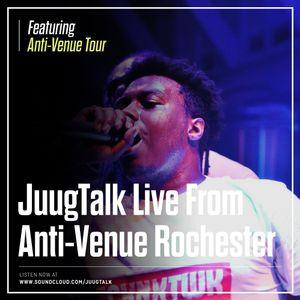 Live From Anti-Venue Rochester