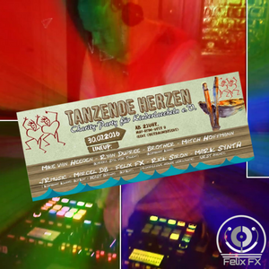 Live-Set@Tanzende Herzen-Bootparty (30.07.2016)