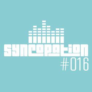 Christopher FaFa - Syncopation Podcast (Episode 016)