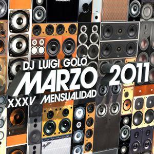 Marzo 2011 - XXXV Mensualidad