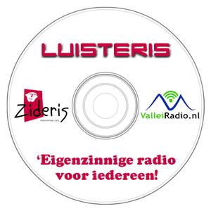Luisteris #12 - 22-03-2016 met Wulfert, Mary en Rogier