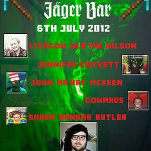 Lithgow's Late Birthday Party 06-07-12 @ The Cathouse Glasgow
