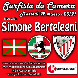 23a puntata - Simone Bertelegni live @ Surfista da Camera