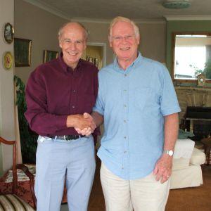 John Hannam Meets Vic Flick - Archive