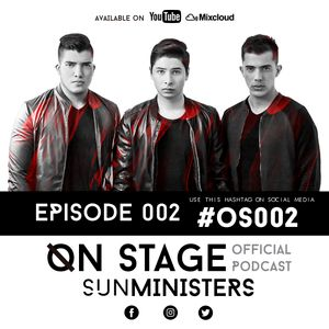On Stage 002 - Sunministers