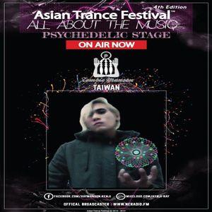 Zombie Manson - Asian Trance Festival 4th Edition 27th November
