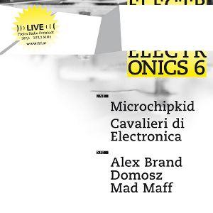 live at woast electronics 20.3.2010