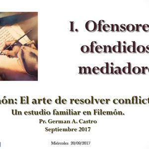 1 Ofensores, ofendidos y mediadores