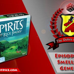 Dukes of Dice - Ep. 76 - Smells Like Gene Spirit