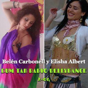 DT2_04_Radio Bellydance_Belen/Elisha