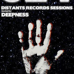 Deepness pres. Distants Records Sessions 024 at Insomnia FM