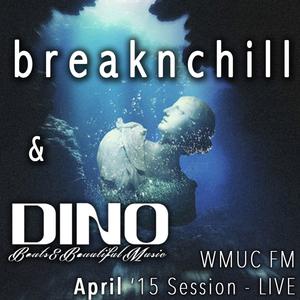 April Session '15 w. DINO Live @ WMUC FM