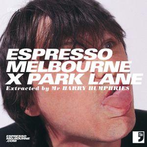 Espresso Melbourne X Park Lane