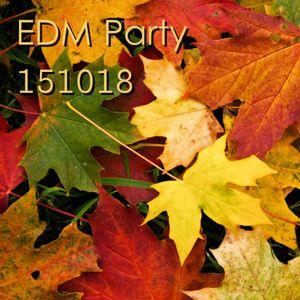 EDM Party - 151018