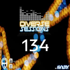 Ignizer - Diverse Sessions 134 Dj FLex You Guest Mix 08/09/2013