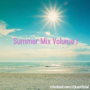 SUMMER MIX VOLUME I